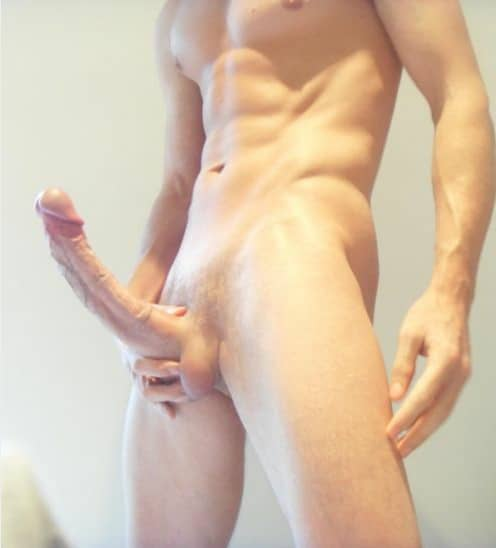 One Of Biggest Cock In The World