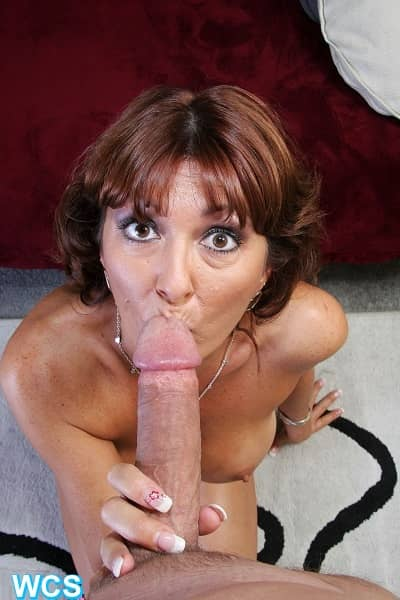 Milf monstercock